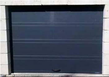 Autres Produits Courrege Productions - Porte de garage la toulousaine